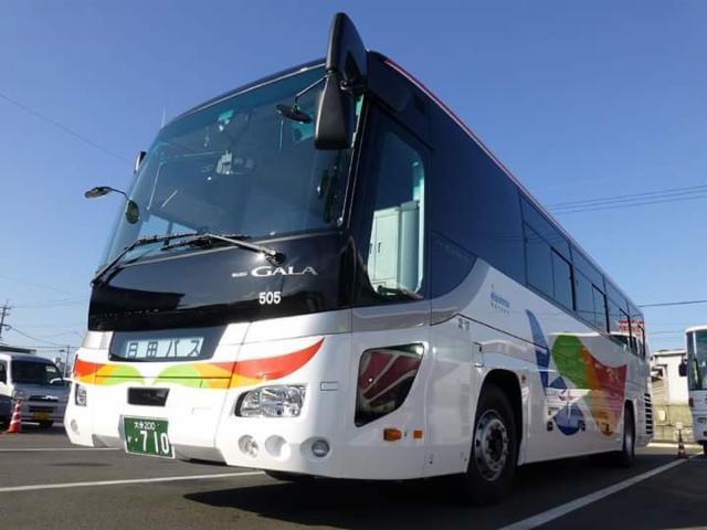 日田バス株式会社 日田バス本社の画像・写真